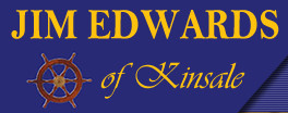Picture of logo for Jim Edwards restaurant and accommodation Kinsale
